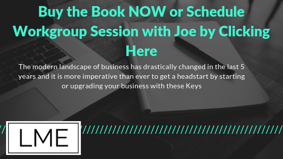 Buy my Book or Schedule a Workgroup